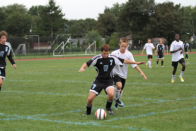Odyssey  boys soccer 9 22 12