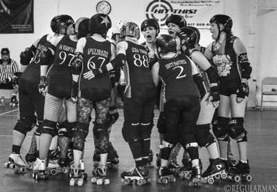 2014-07-12 Cherry City v Southern Oregon Roller Girls