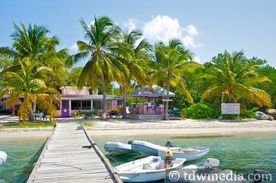 The Best Airport Layover  Tortola BVI
