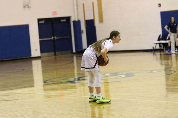 SLC JV GIRLS BASKETBALL/GOUVERNEUR