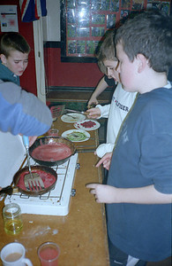 Scout Pancakes 2005