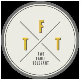 Two Fault Tolerant Logo