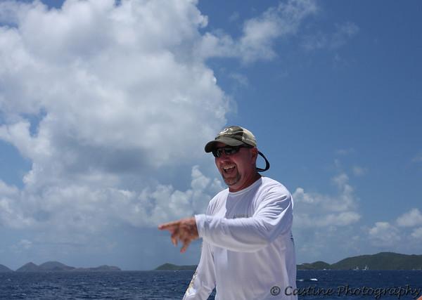 Norman Island / Cooper Island 2012