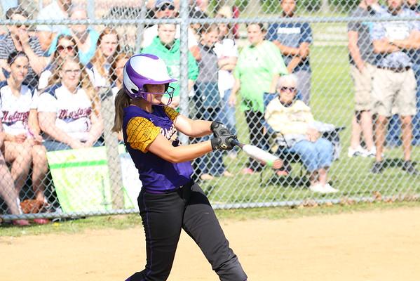 Softball  Reg'l vs. Three Oaks River Valley - KCHS - 6/6/15