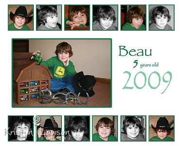 Beau 5 years Old