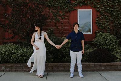 Megan & Isabelle Engagement