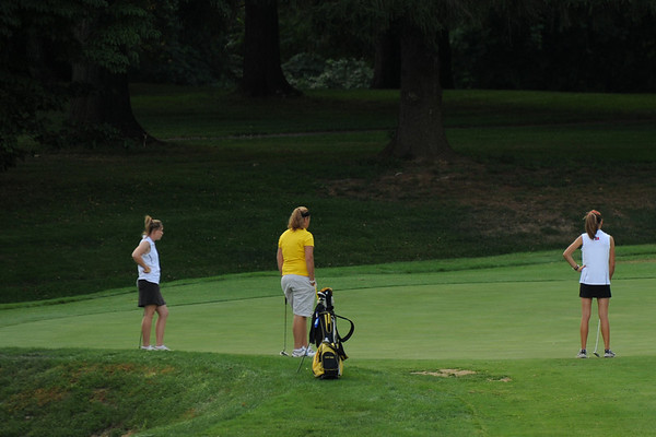 Girls golf 2011