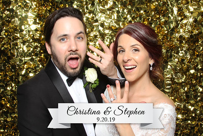 Christina & Stephen's Wedding - 9/20/19