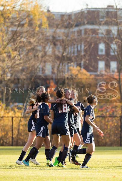 Mustangs Varsity Girls' Soccer - 2015 Season - General Photos