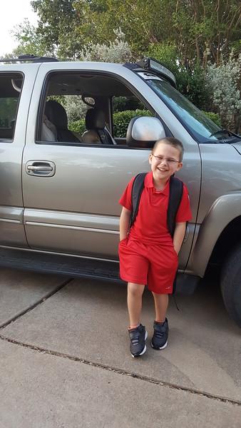 Daniel | 3rd | Whitestone Elementary School