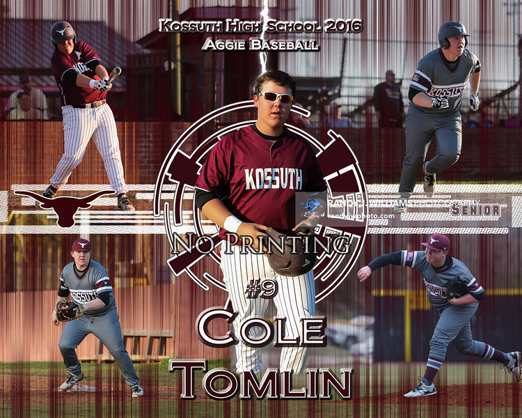 Cole Tomlin Collection