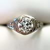 .67ctw Old European Cut Diamond Solitaire  0