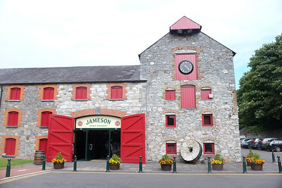 Jameson Distillery, Midleton, Co. Cork