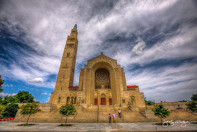 2014 Basilica of the National Shrine of the Immaculate Conception