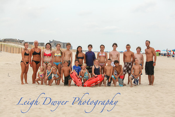 Jr. Lifeguards 2013