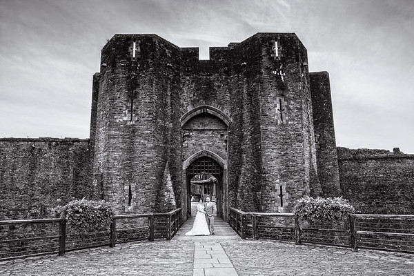 Lee & Carly - Caerphilly Castle