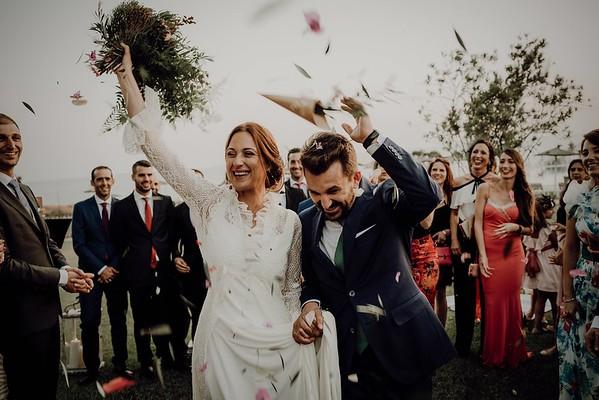 Mariam & Juanjo, en Huelva