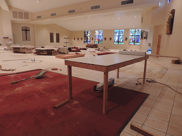 Church Renovation 2017