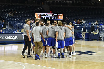 Bethel College Men's Basketball - 2017 vs Notre Dame