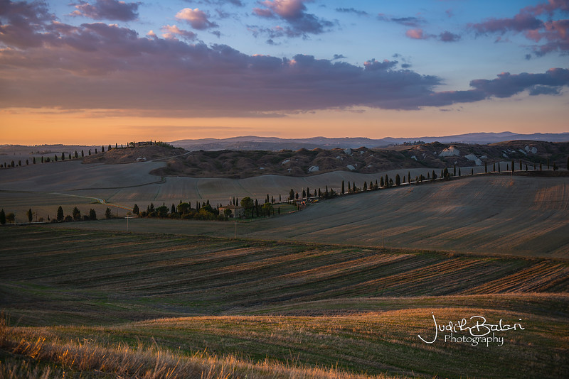 Val d'Orcia, Italy