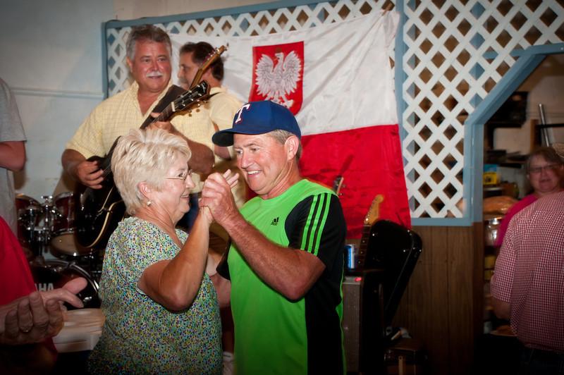 2011 Polski Dzien In Bremond Polish Music Jam In Bremond Texas