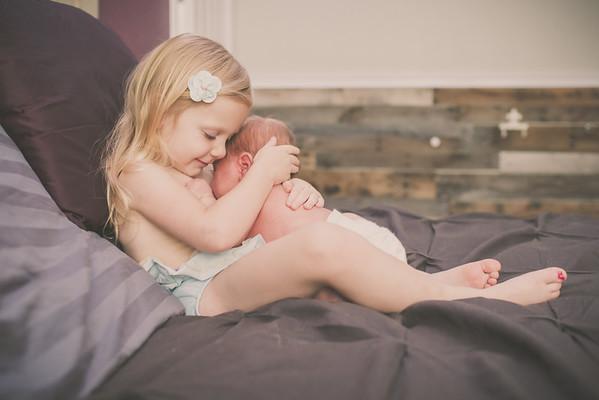 Asher Ingram | Newborn