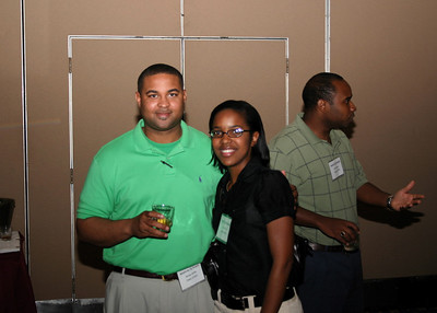 August 2007 Memphis Key City Reception