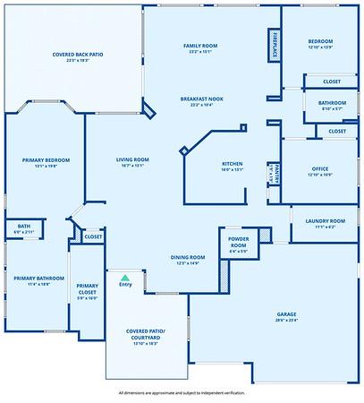 Zillow Floor Plan