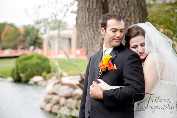 Jordan & Jessica Married