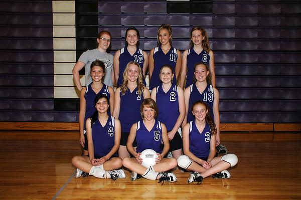 2008 - Volleyball - Freshmen
