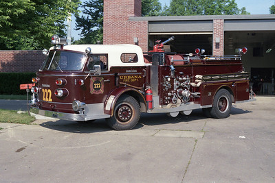 URBANA FIRE DEPARTMENT
