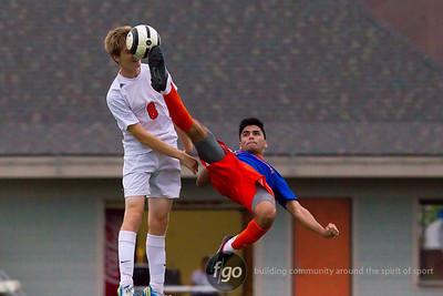 9-9-14 Minneapolis Washburn v Minneapolis South Boys Soccer