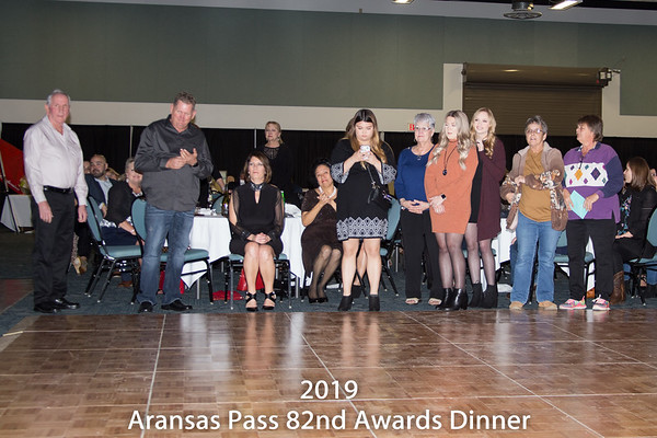 AP 82nd Annual Annual Banquet