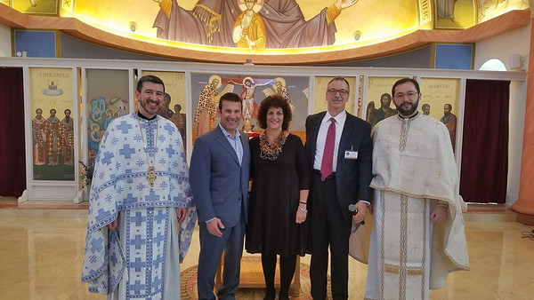 Community Life - St Photios Awardees Announcement - March 11, 2018
