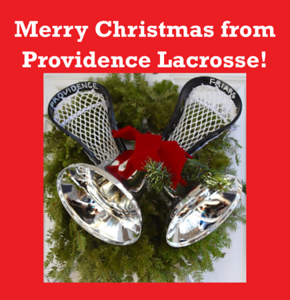 Merry Christmas to Providence Lacrosse!