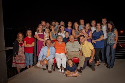 Boyer Family at Rocketts Landing