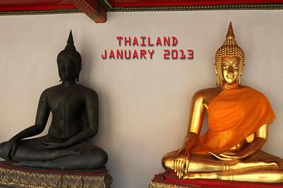Thailand January 2013