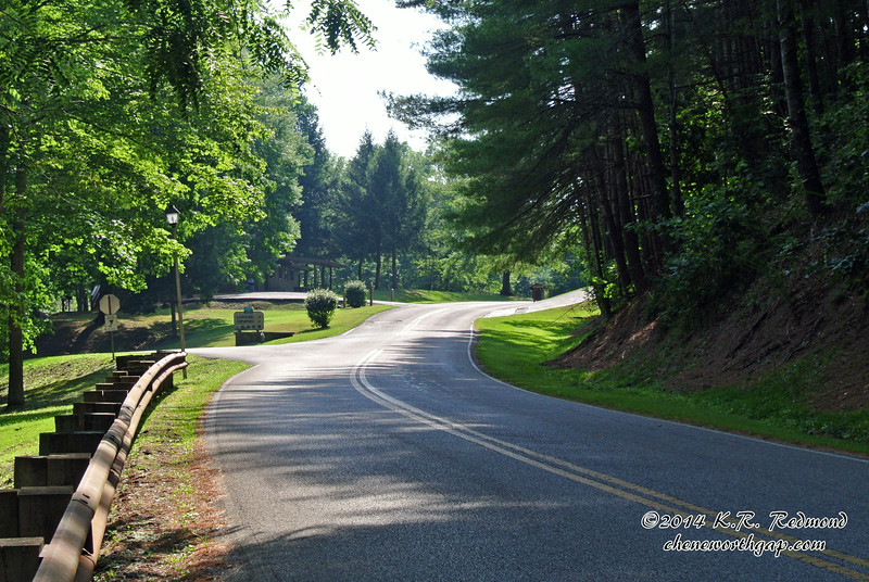 The Road to the Lodge