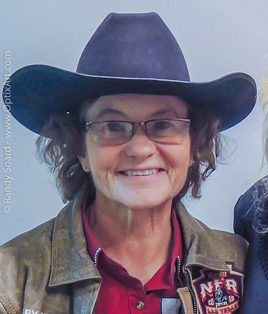 NFR & IFR - Barrel Racing - Mary Burger & others