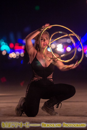Burning Man 2019 - Burn Night