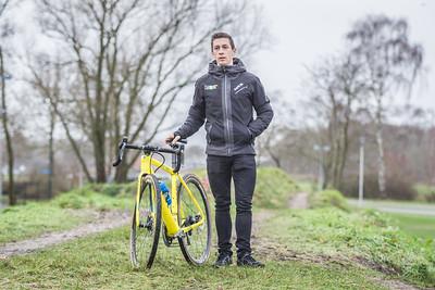 Wielersport - Lars van der Haar