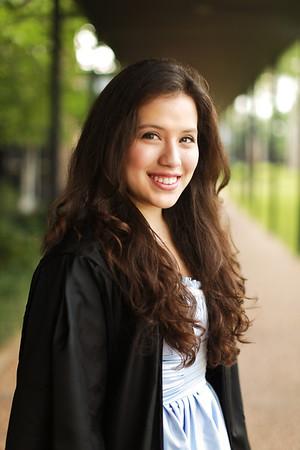 Helen Rios Graduation Portraits