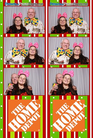 Home Depot Christmas Party 12-20-2015