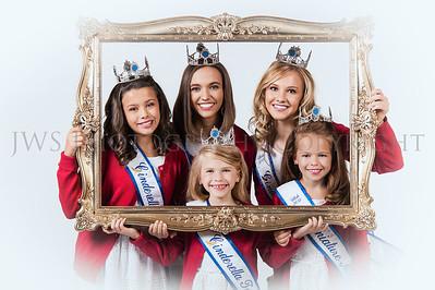 2015_2016 Utah State Cinderella Royalty Studio Shoot