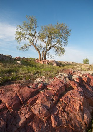 Blue Mounds State Park and Rock County MN May 2015