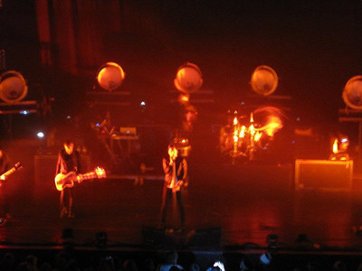 Switchfoot and Anberlin Concert - 10/11/11