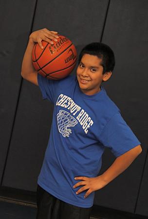 Chestnut Ridge Boys Basketball