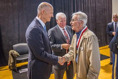 11-21-2017 Eustis Veteran Medals