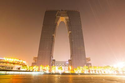 12-27 (Suzhou, Ping Jiang Road, Jinji Lake, Gate to the East)