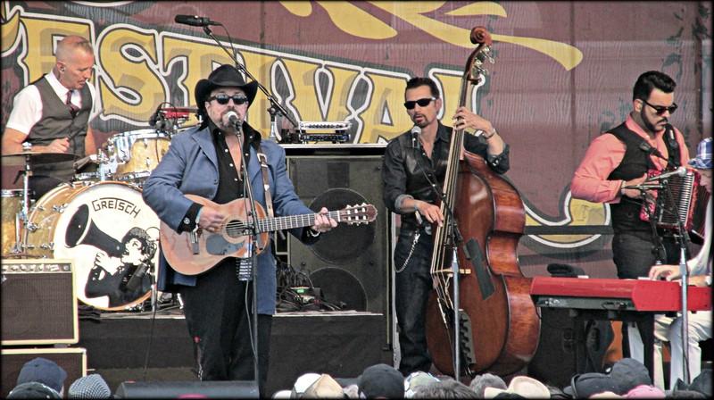 The Mavericks @ Doheny Blues Festival - 05-16-15